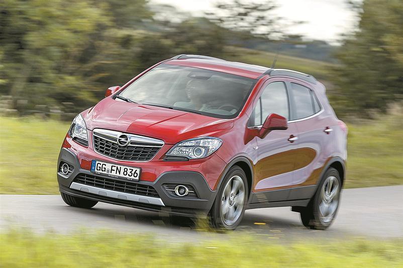 Opel: Eine kräftige Dosis Koffein