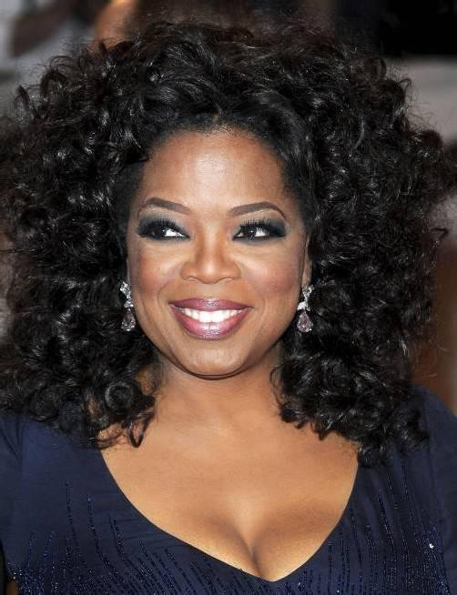Oprah Winfrey hat von Mai 2011  bis Mai 2012 umgerechnet rund  128 Millionen Euro verdient.