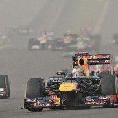 Vettel der Guru von Indien