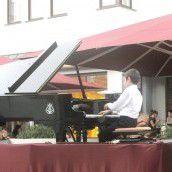 Erfolg für Vorarlberger Pianisten Gabriel Meloni