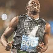 Usain Bolt will in Rio 2016 das Triple-Triple