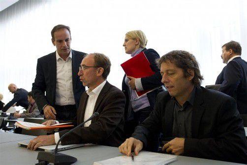 Politisches Dauerthema Albert Hofer: Die Parteien einigten sich gestern doch auf die Akteneinsicht – alle vier Klubchefs nehmen teil. Foto: VN
