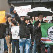 Tschetschenen-Demo – Abschiebung verschoben