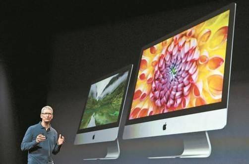 Pünktlich zum Weihnachtsgeschäft erneuert Apple auch seine iMac-Reihe.