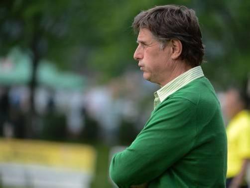 RW-Trainer Manfred Engler plagen Verletzungssorgen. Foto: vn/lerch
