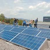 Photovoltaik-Förderaktion 2012