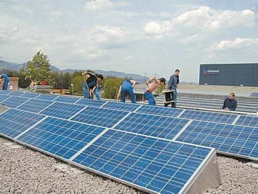 Reicht Vorarlbergs Förderung wirklich aus, um Vorreiter zu sein? Foto: VN-Archiv