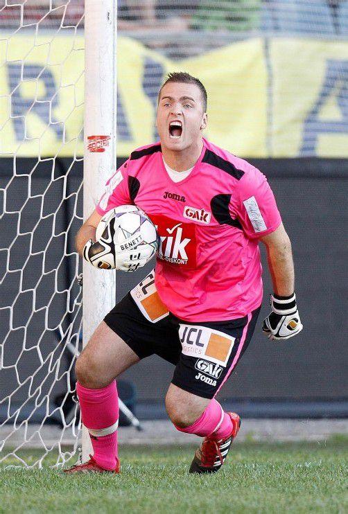 Rene Pösendorfer wurde von der Austria verpflichtet. Foto: gepa