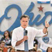 Romney überlässt Obama das Feld