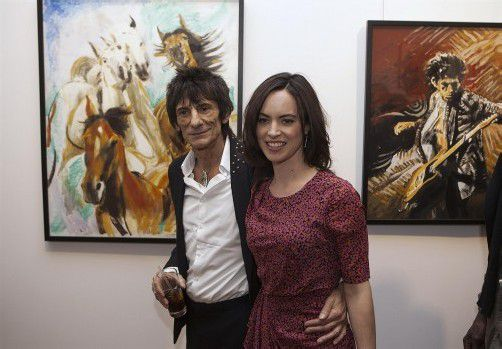 Ronnie Wood will seine Sally heiraten. Foto: REUTERS