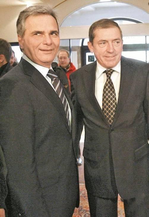SPÖ-Politiker: Faymann gegen, Schaden für Wehrpflicht. APA: RTS