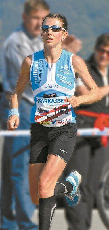 Sabine Reiner feierte in Graz den nächsten Erfolg. Foto: privat