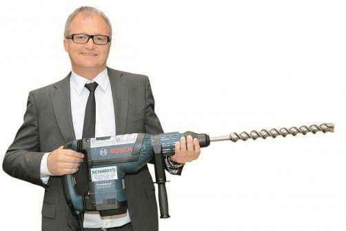 Schmidt's-Geschäftsführer Thomas Fritz. Foto: Lerch