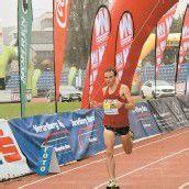 Zwei Top-7-Plätze im Halbmarathon