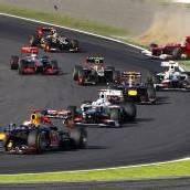 Vettel in einer anderen Liga