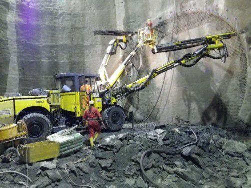 Jäger Bau ist weltweit als Tunnel- und Kraftwerksbauer gefragt.