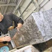 Ein Job in Stein gemeißelt