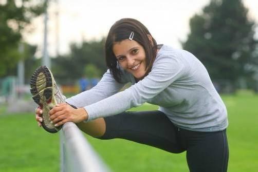 Sich mit Bewegung fit zu halten schadet nie, sondern hat auch gesundheitlichen Nutzen. Foto: vn/hofmeister