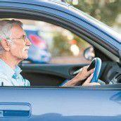 Fahrtauglichkeit hat Vorrang