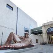 Mr. Big im Museum Leopold gut gelandet