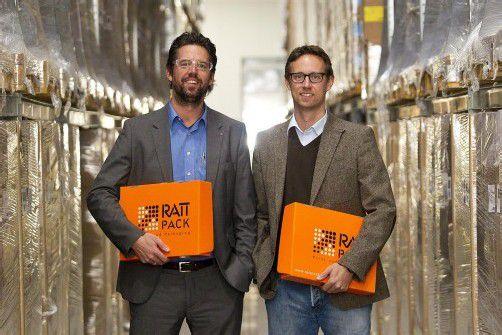 Stephan und Matthias Ratt sind auf Expansionskurs. Foto:rattpack