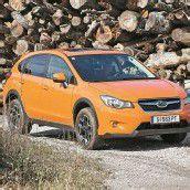 Subarus Image-Korrektur mit Kompakt-Allradler