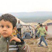 350.000 Syrer sind auf der Flucht