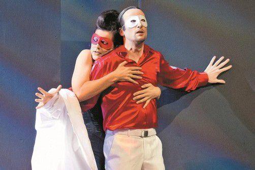 """Szene aus """"Don Giovanni"""" in Götzis. Foto: VN/Steurer"""
