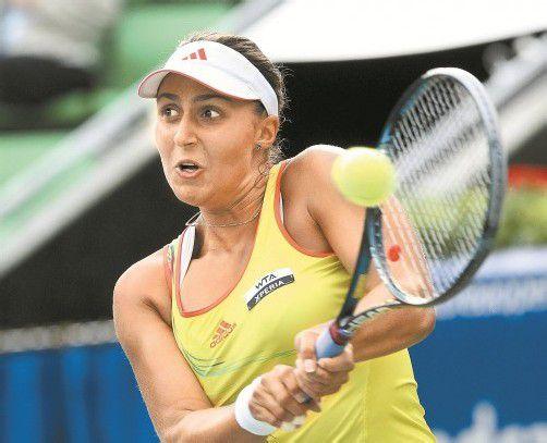 Tamira Paszek ist die Nummer 30 der Weltrangliste. Foto: ap
