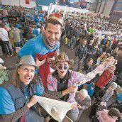 Dornbirner Flohmarkt lädt zur Schnäppchenjagd