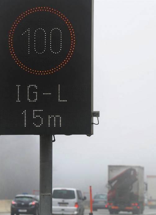 Tempo 100 zur Reduzierung von Feinstaub? Zur Erreichung der Energieautonomie eine sinnvolle Maßnahme, wird argumentiert. Foto: apa