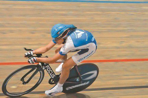 Tobias Wauch zeigte mit Rang zwei beim GP Vienna sein Talent.