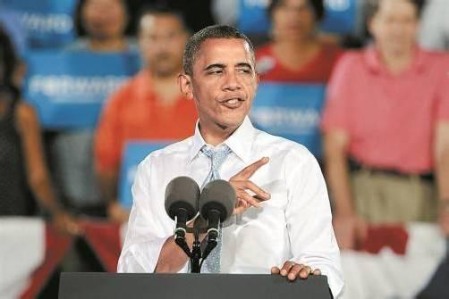 US-Präsident Barack Obama profitiert von den Patzern ...