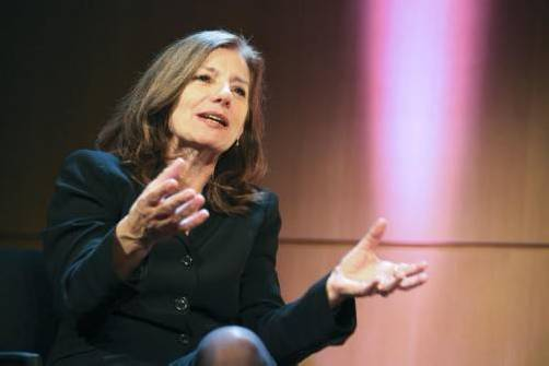 Ursula Krechel ist für den Deutschen Buchpreis nominiert. Foto: Dpad