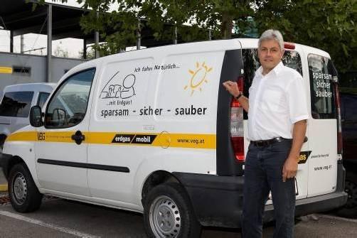 VEG-Direktor Erwin Kopf – das Unternehmen gehört bald zu 100 Prozent der Konzernmutter. Foto: VN/Paulitsch
