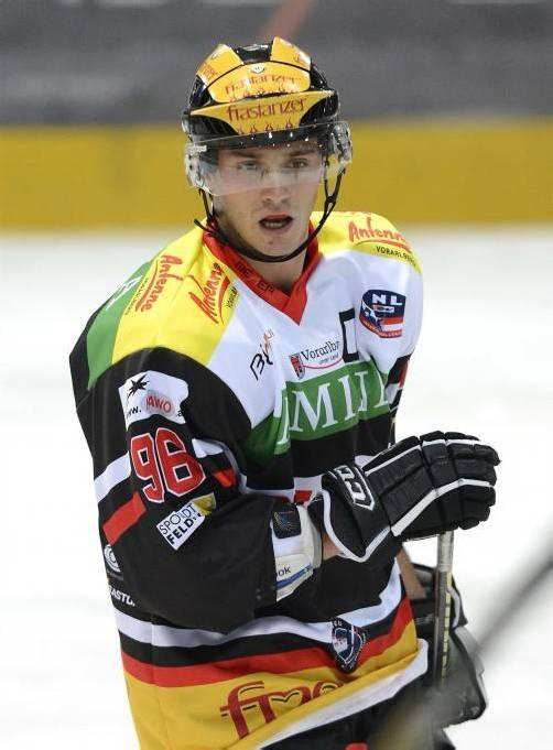 VEU-Kapitän Marco Ferrari spielte zuletzt in Topform. VN/Stiplo