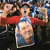 Chavez bleibt Präsident