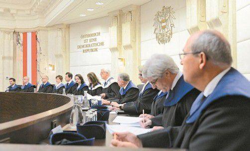Verfassungsrichter: Einheitswerte seien als ungeeignete Zufallswerte anzusehen. Foto: APA