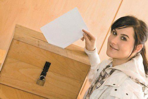 Volksbefragung: Sinnvoll oder nur Geldverschwendung? Foto: VN/Uher