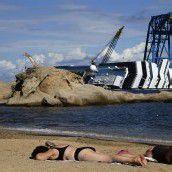 Costa Concordia: Hoffen auf neue Erkenntnisse