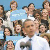 US-Wahl: Frauen als Zünglein an der Waage