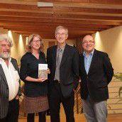 Götzis: Russ-Preis-Träger präsentiert neues Buch