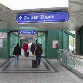 Drunter und drüber beim Bregenzer Bahnhof