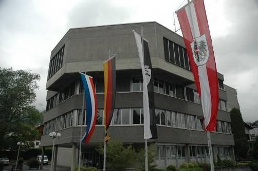 Bludenzer Rathaus steht offenbar Generationswechsel bevor. VN