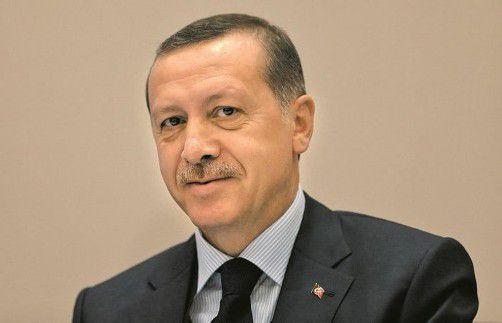 Wirft UN Tatenlosigkeit vor: Recep Tayyip Erdogan. Foto: Reuters