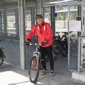 Nenzing bietet Fahrradboxen jetzt billiger an