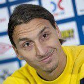 Ibrahimovic hat wieder für einen Eklat gesorgt