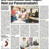 Volksabstimmung Panoramabahn Ifen