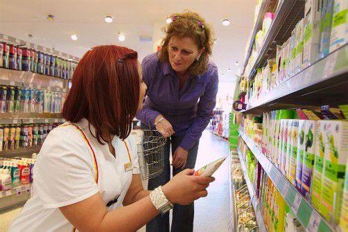 Mit Fachwissen und Beratung will der Einzelhandel punkten. Neuwald