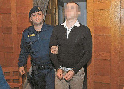 Der 17-jährige Ludescher wurde von den Geschworenen einstimmig schuldig gesprochen. Foto: vn/hofmeister